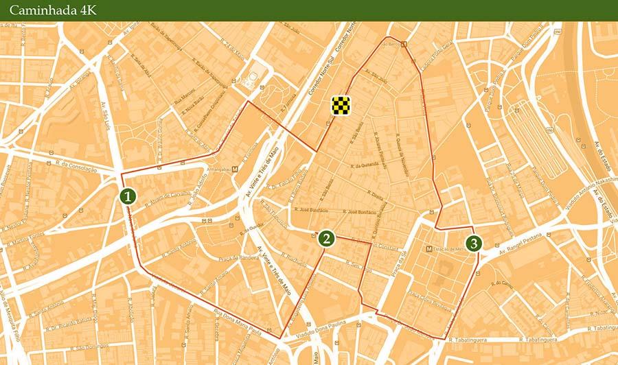 1º Corrida e Caminhada Trigo é Saúde 4f27a7678c023